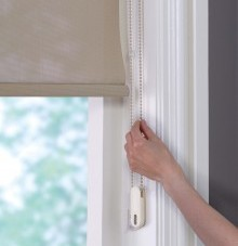 clutch lift roller shades