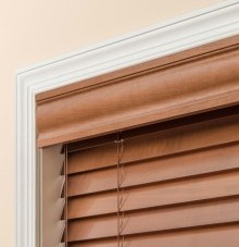wood optional forte valance
