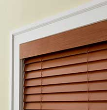 wood optional modern valance