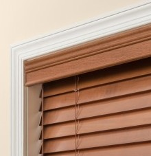 wood standard decorative valance